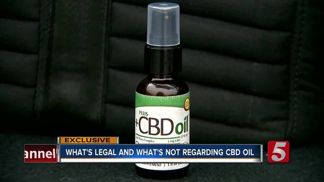 Cbd oil legal in tennessee