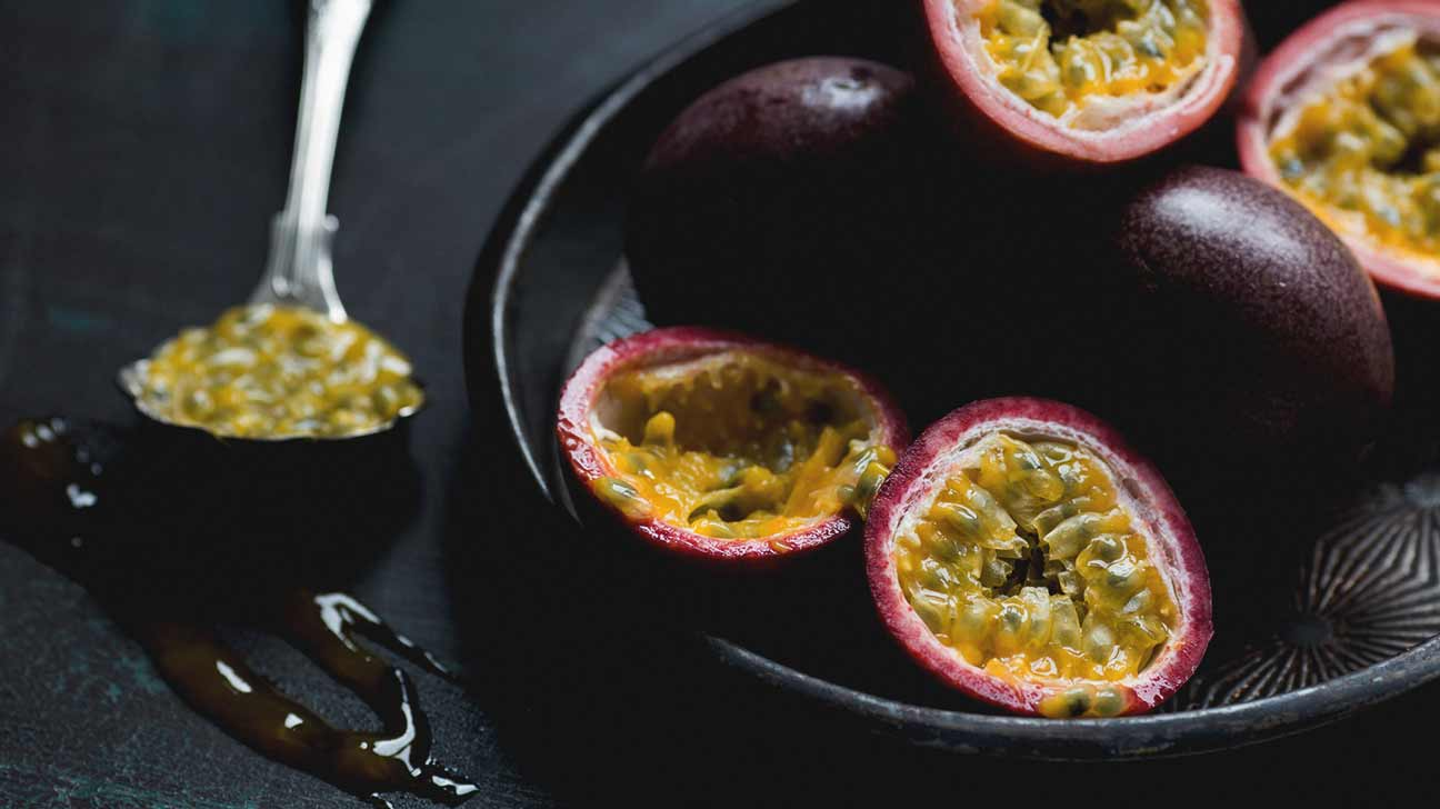 Passionfruit seeds