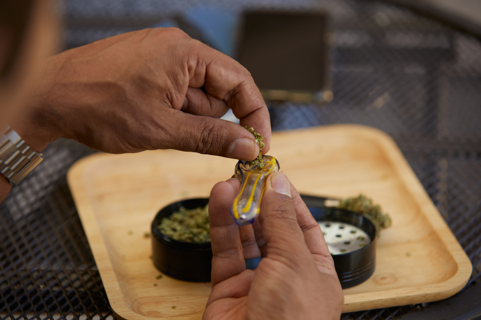 How to pack a bowl