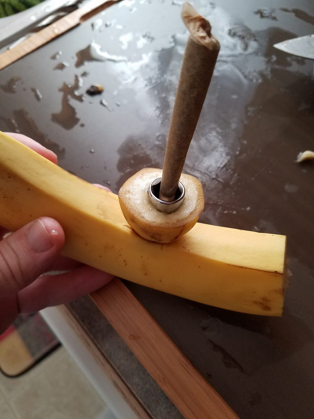 Homemade smoking tools