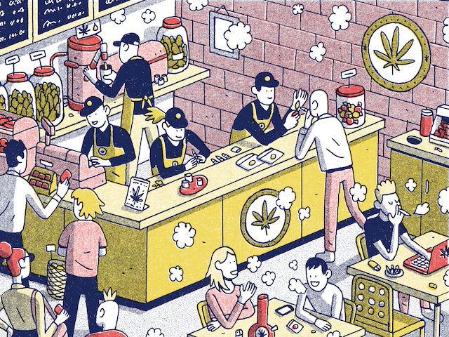 How to make money for weed