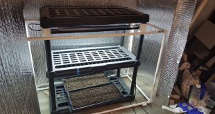 How to build a small grow box