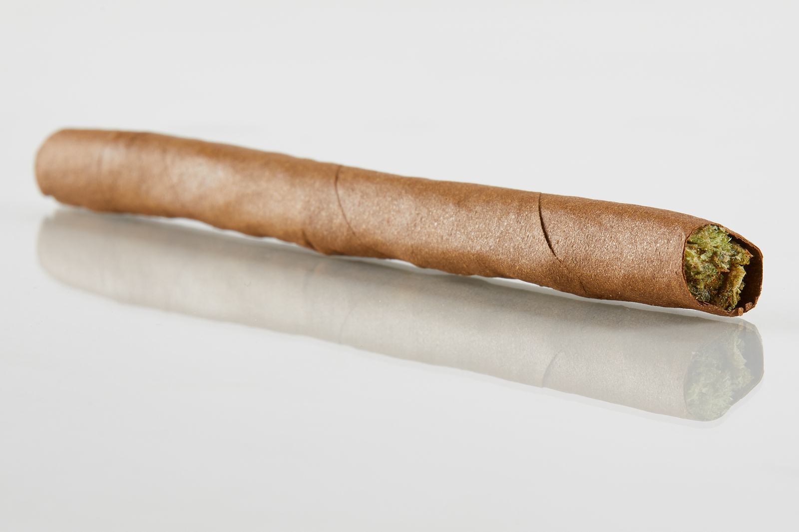 Rolled up blunt