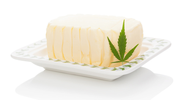 How to make potent cannabutter with trimmings
