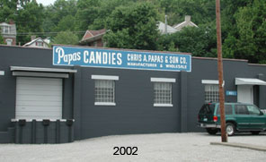 Pappas candy