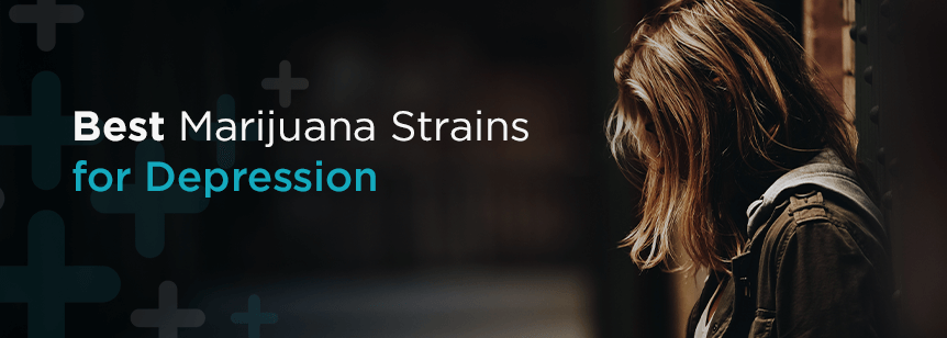 Best weed strains for depression