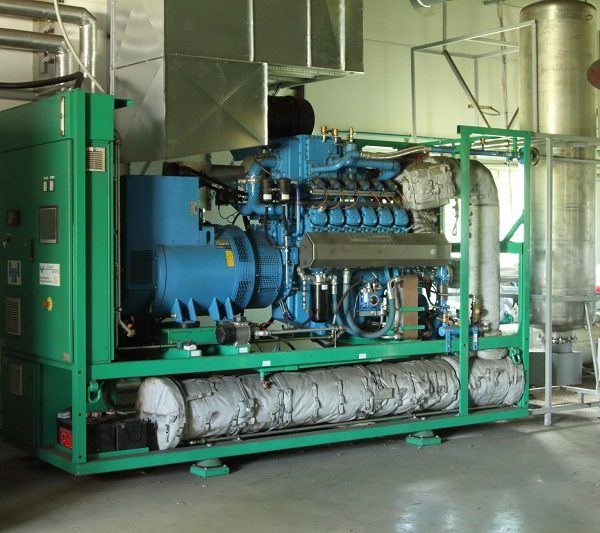 Power plant for sale