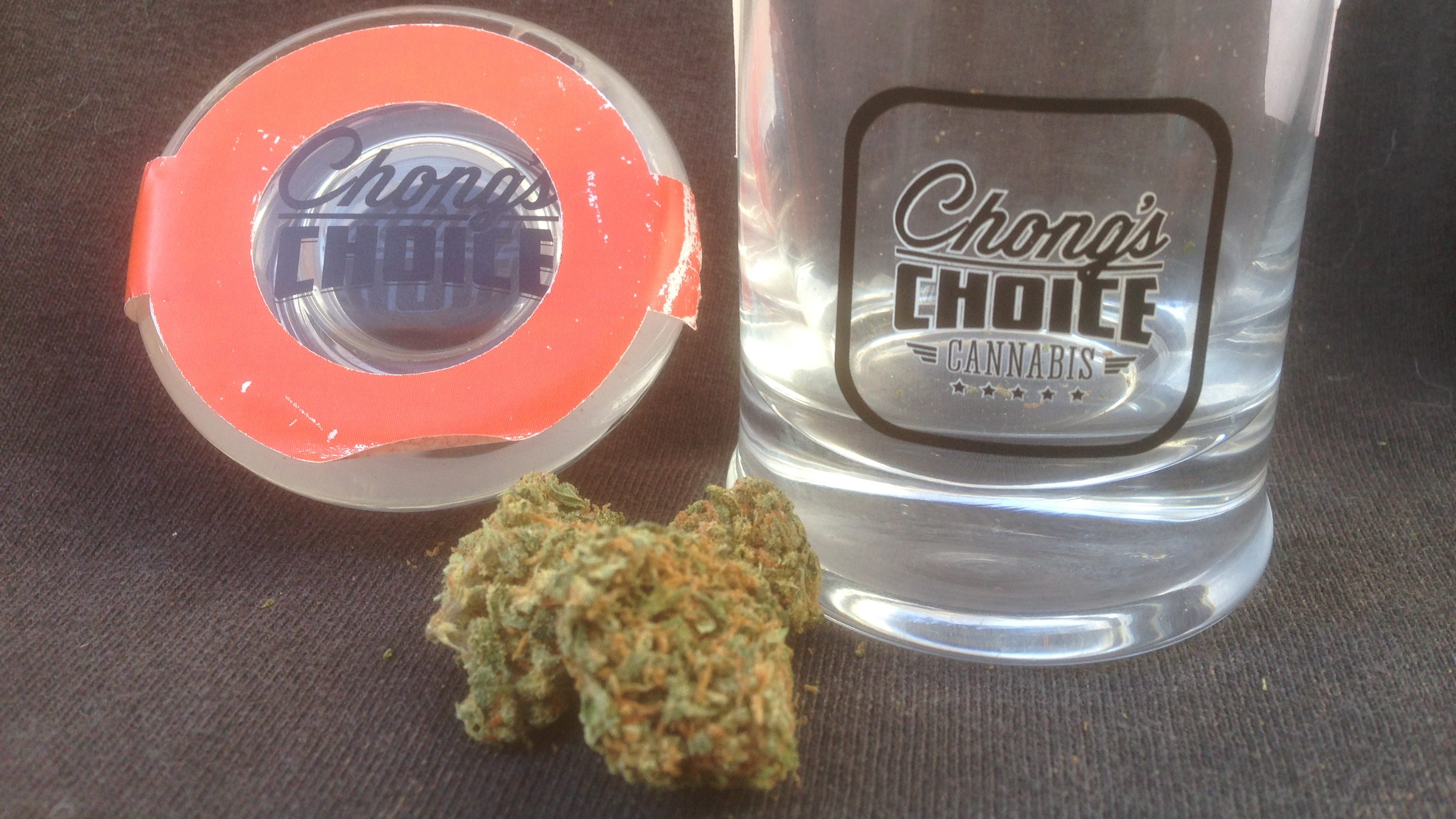 Chongs choice strain